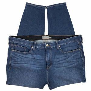 Torrid Premium Stretch Tall Sky High Skinny Jeans